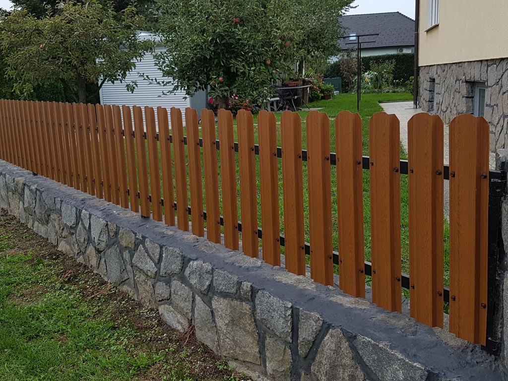 Budmat jeklene ograje